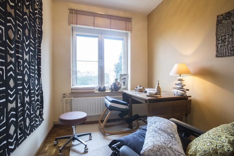 Anne Nasielski - Réflexologue, Uccle - Massage - Rue Molenvelt, 25