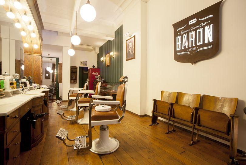 Baron, Liège - Hairdresser - Rue Sébastien Laruelle 5