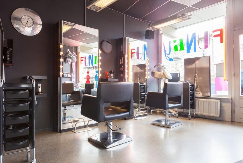 Funky Kappers, Rotterdam - Hairdresser - Oudedijk 66