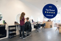 Hairdresser Den Haag (Head/chair massage) - Trust Hair