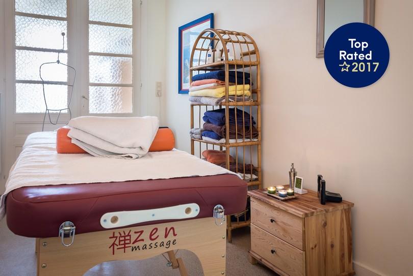 Massage Service Sven Parthie, Etterbeek - Massage - Rue du Grand-Duc 53