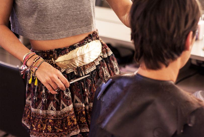 Le Souk, Amsterdam - Hairdresser - Wolvenstraat 5
