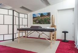 Massage Muiden (Shoulder massage) - De tafel van Cris