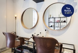 Hairdresser Antwerpen (Children's haircut) - ANDROGYN