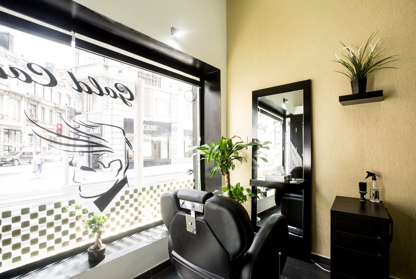 Gold Coif, Saint-Gilles - Hairdresser - rue Moris 1